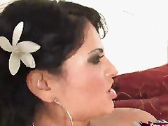 Priya Anjali Rai with Lesbian Latina