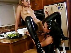 Azlea Antistia And Inari vachs Great Lesbian Action