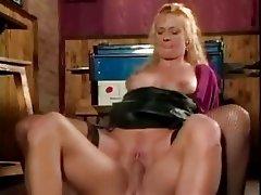 Ingrid-Blond und Geil