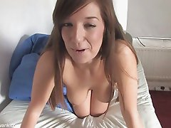 cate-jerk off instruction