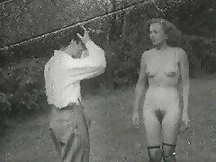 Vintage Classic 40's Porn