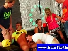 Group of sluts & boys doing bisexual