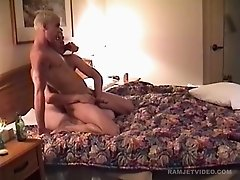 Amateurs Markie and Junior Fucking