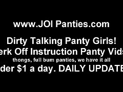 You are going to love my hot new panties