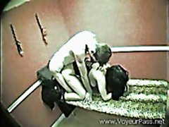 Dude drills hard picked up whore in front of a hidden camera