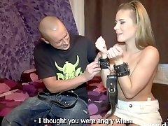 Real cheating girlfriend cuckolds her lover