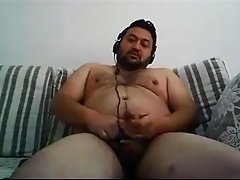 Hot scenes of a hot turkish bear