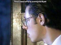 Delicous retro sluts Barbara Alton, Christy Canyon, Carmel Nougat in retro xxx clip