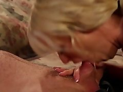 Fucking hot Stormy Daniels sucks lolly pop and gives blowjob in 69 pose