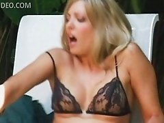 Stunning Blonde Orgasms Thanks to Voodoo