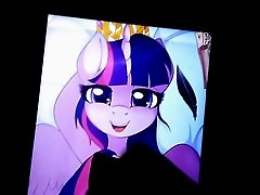 Twilight Sparkle Cum Tribute 2 - SOP #2