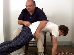 Nothing can please horny dude Todd Haynes than a spanking with Rich