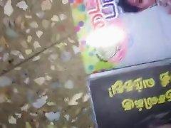 Actress Anjali tribute
