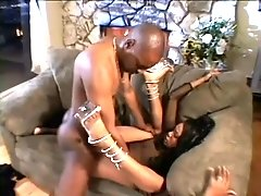 Incorrigible naughty nympho Kapri Styles likes to fuck in the living room