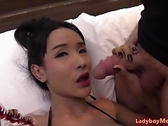 Ladyboy Cara Bareback