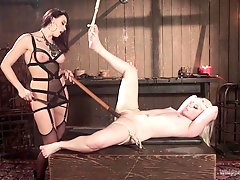 bondage experience and role play is priceless for Chanel Preston