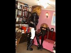 Roxina Latex Ladyboy X
