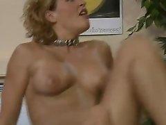 Kerstin Niemann - Balls, milk & double penetration