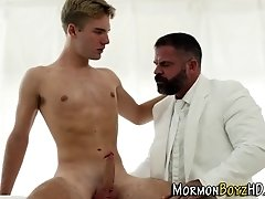 Religious mormon rimming