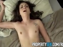 Vixen loses the half-top and the mini-skirt and makes the most nice face while providing head