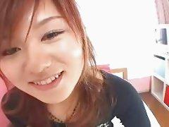 Japanese Girl Sucks And Fucks DM720