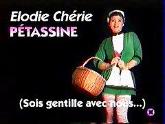 petassine elodie cherie french