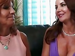 Janet Mason and Tara Holiday in threesome