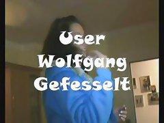 brunette girl gives a blowjob - german - csm