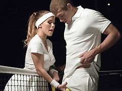 Tennis Titties