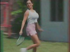 angeica sin tennis tits