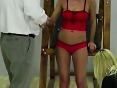 special spanking for naughty girls