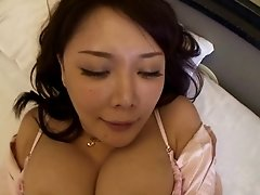 Busty Asian chick enjoys cunt licking and hardcore fucking