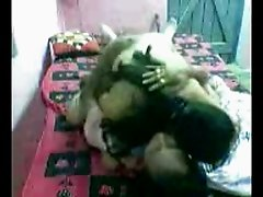 Amateur Indian GF is riding hard dick of her man like a cowgirl