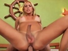 Cum in Her Bowels