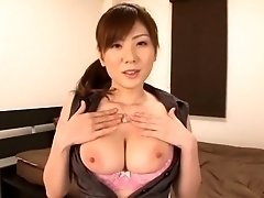 Exciting Asian mom with big hooters needs to be fucked deep