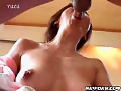 Japanese Couple ehjoys hardcore fuck
